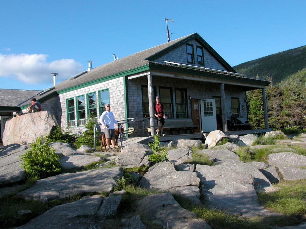 AMC's Galehead Hut