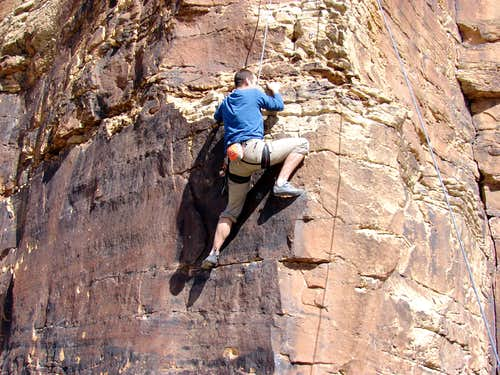 My Rock Climbs