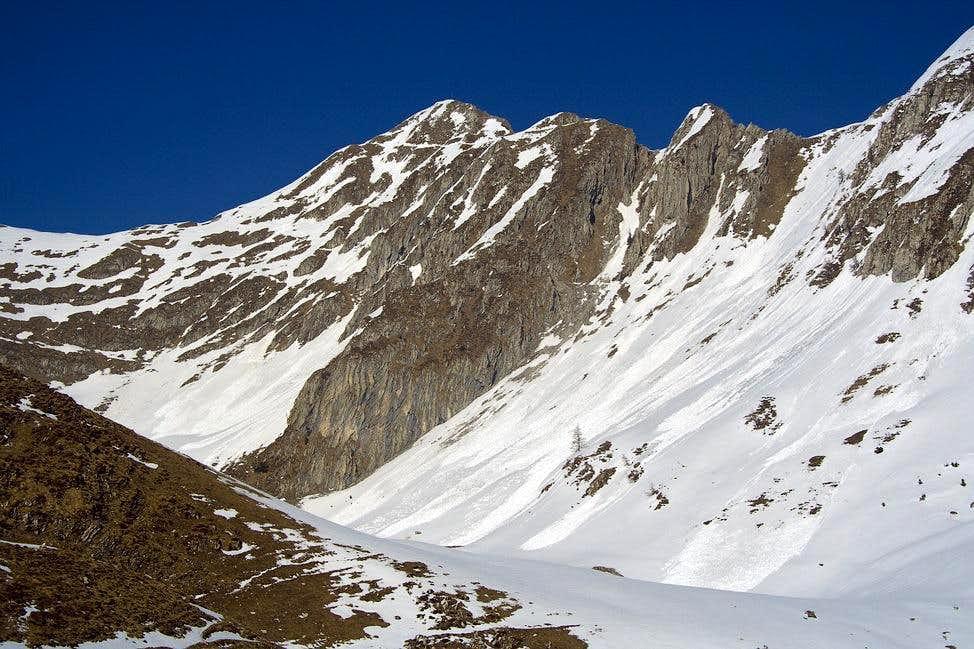 Monte Cadria - 2254 m