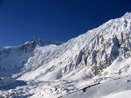 Khangsar Kang and the Great Barrier