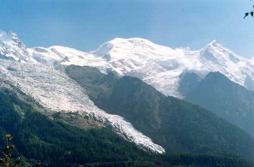 Vintage Mont Blanc area