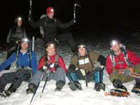 Climbing Mount Timpanogos