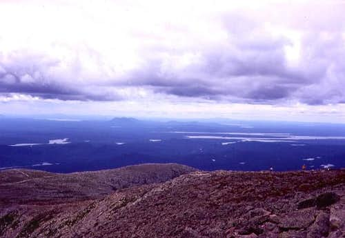 Moosehead lake is the long...