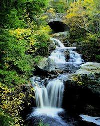 Doane's Falls (Massachusetts, USA)