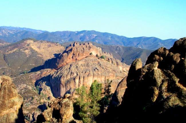 Heart of the Pinnacles August...