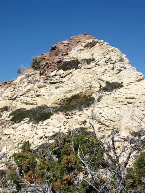 Mount Wilson, Red Rock National Conservation Area, Nevada