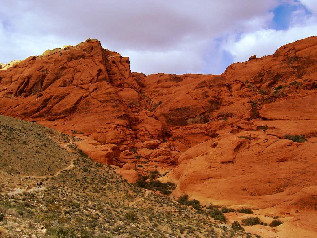 Sandstone Blocks and Devil Wagons