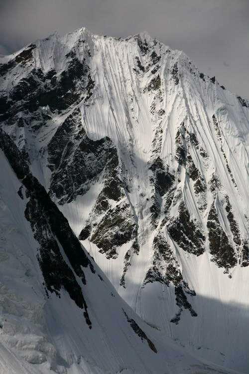 Chogolisa Ridge, Karakoram, Pakistan