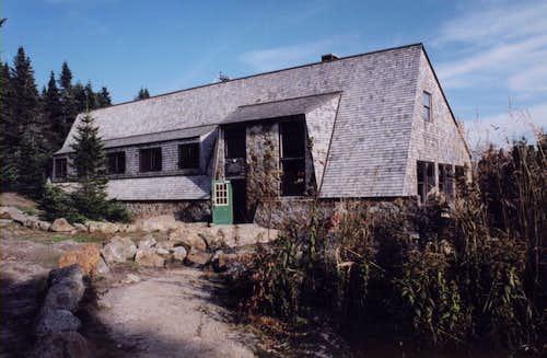 Mizpah Spring AMC Hut