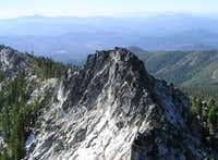 Monument Peak & Weaverville
