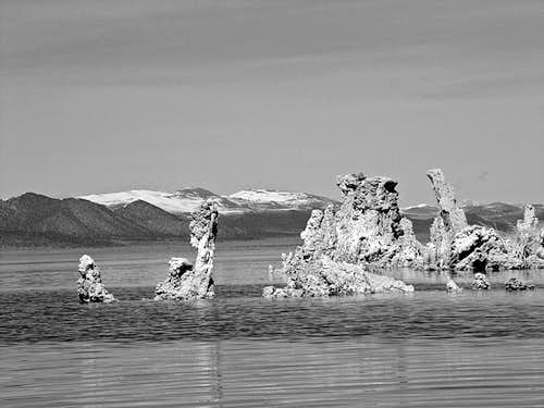 Mono Lake Tufa State Preserve