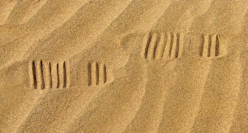 footmark