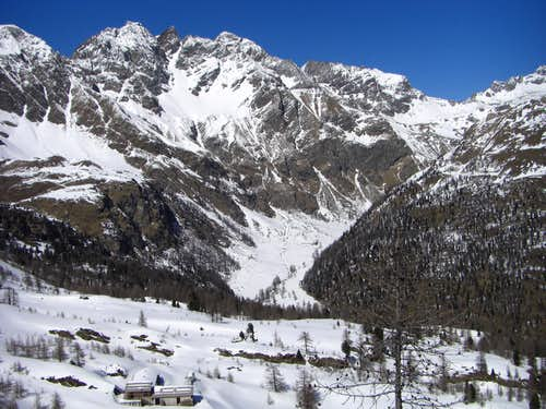 St. Barthelemy Valley
