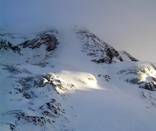 Weißseespitze North Face