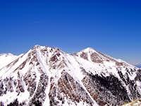 Little Horn & Horn Peaks