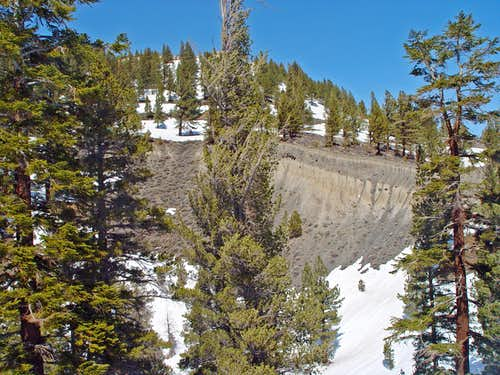 North Inyo Crater
