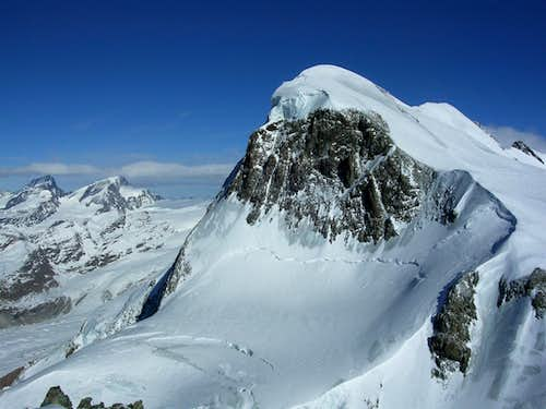 Breithorn seen from Klein Matterhorn