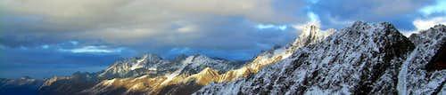 Kaunervalley panorama