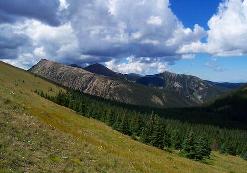 New Mexico 10k+ Peaks