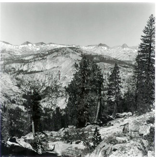 View of the Clark Range from...