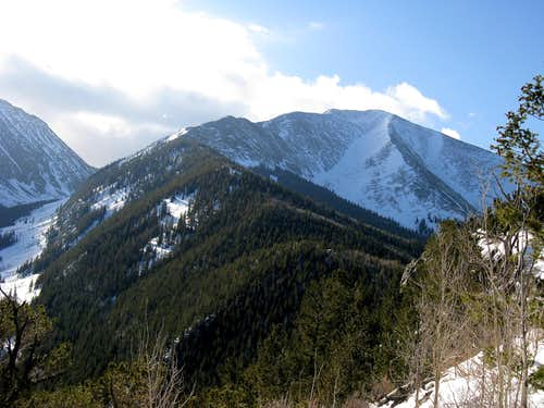 It's A Long Way to the Top: Endless Ridges in the Sangres