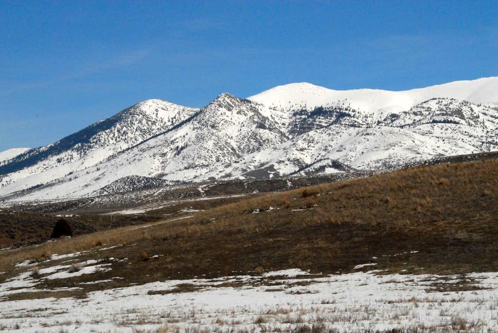 Bonneville and Snow Peak