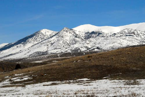 Bonneville and Snow Peak