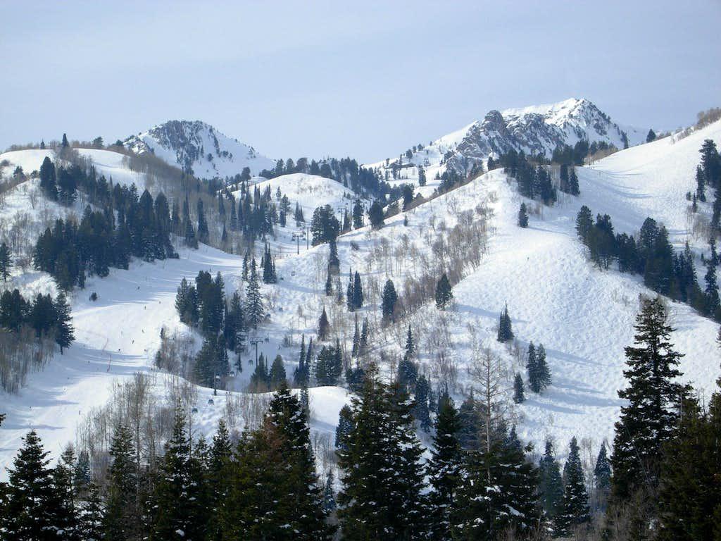 De Moisy Peak