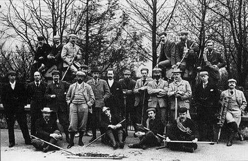 1896 SMC Easter Meet