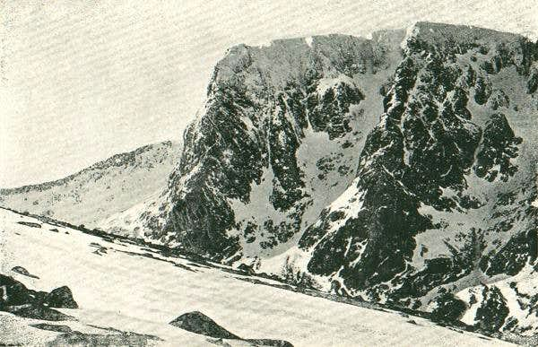 Ben Nevis, North-East Buttress and Tower Ridge