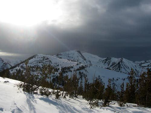 Traverse Ridge