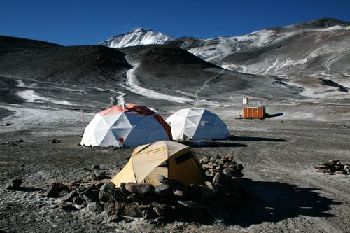 Ojos del Salado - My Attempt to Climb the Highest Volcano on Earth