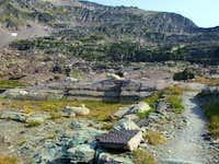Comeau Pass Trail