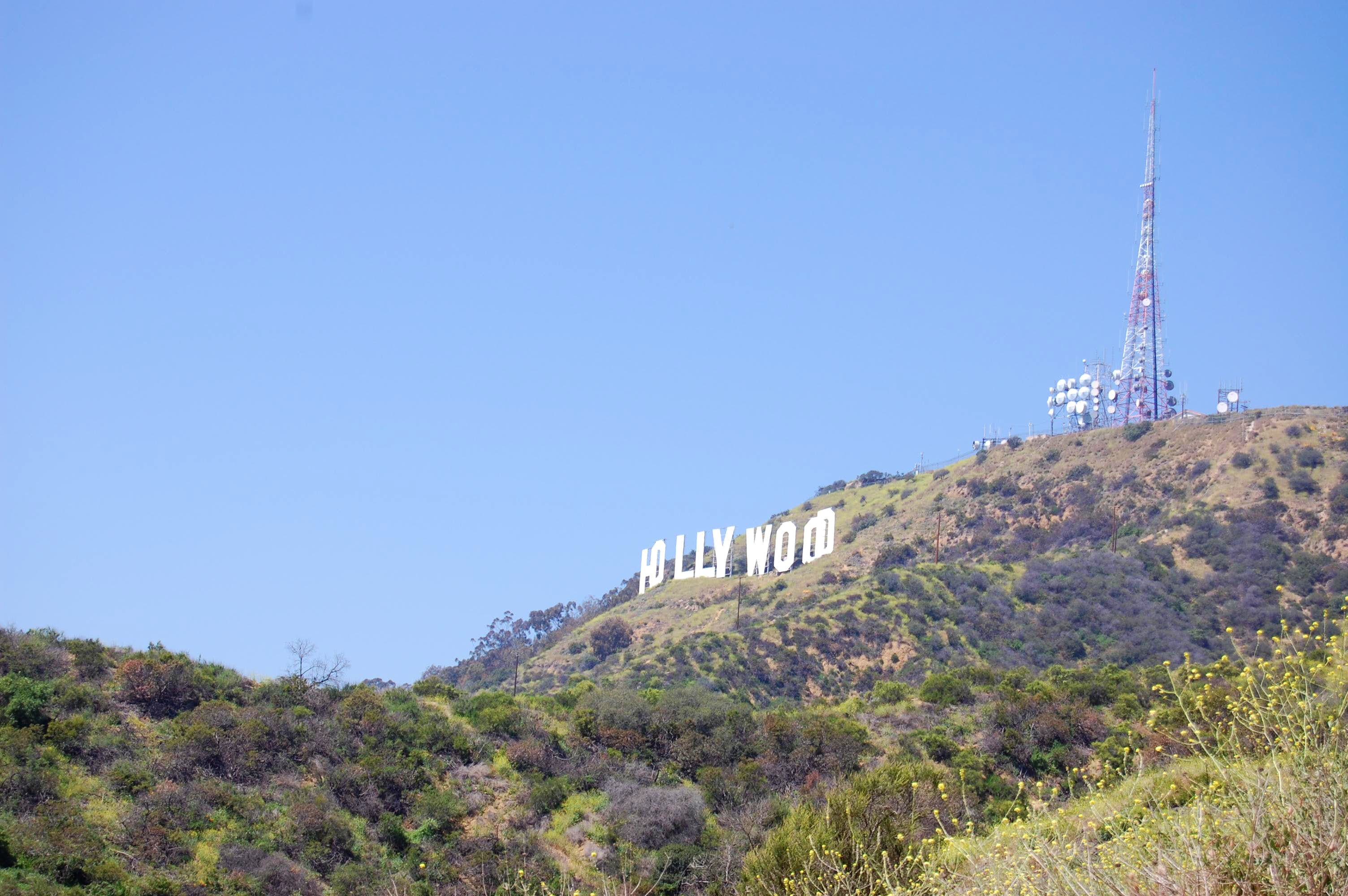 Hollywood Sign - Mount Lee