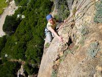 Plaisir climbing