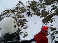 Kelso Ridge in February