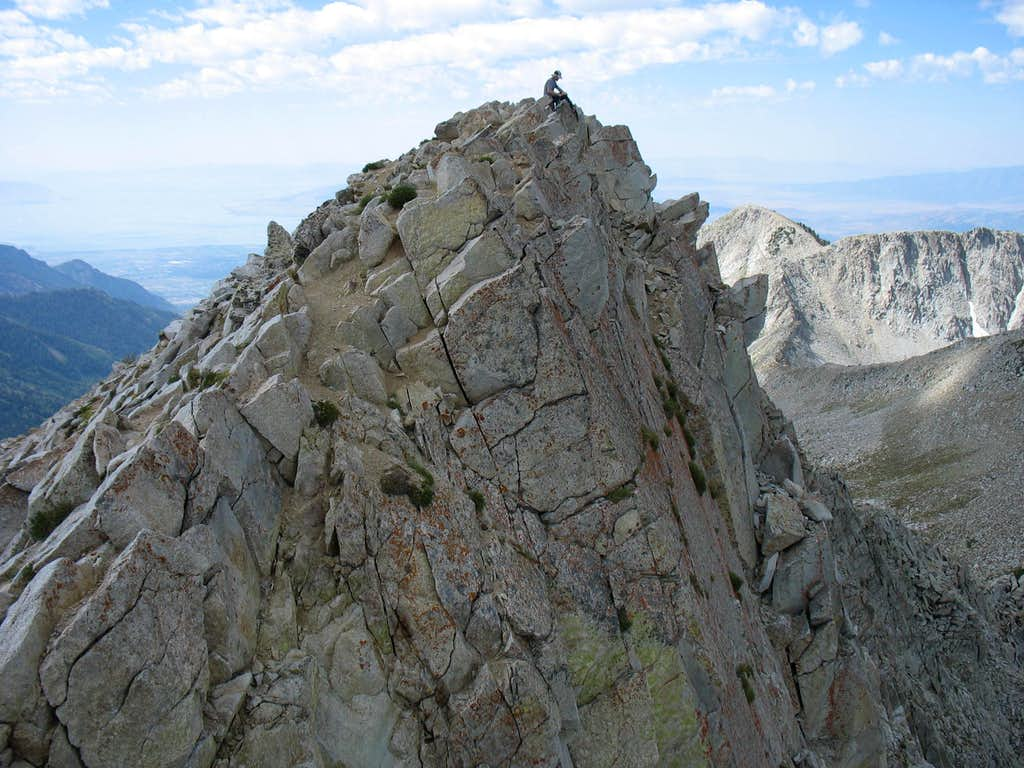 Pfeifferhorn Summit