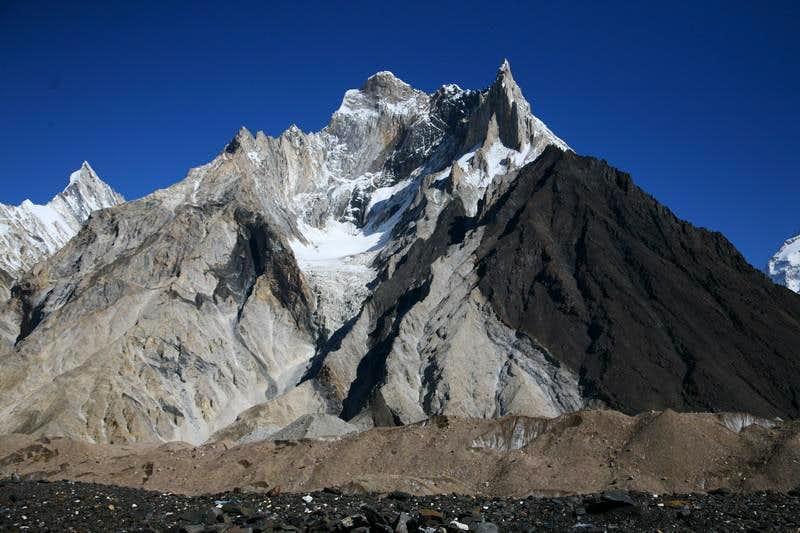 Marble Peak, Karakoram, Pakistan