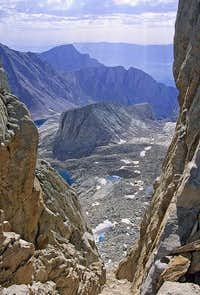 Mt Whitney Window
