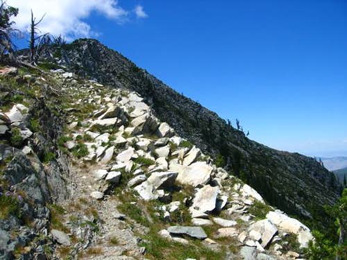 Squaw NE Ridge