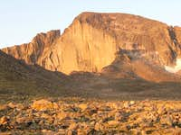 Longs Peak-Early Morning-Boulderfield