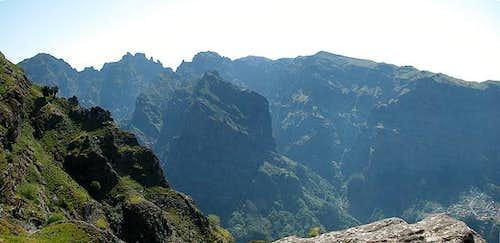 Madeira's highest Summits:...