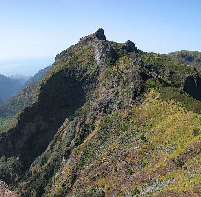 View over Boca do Cerro, May...