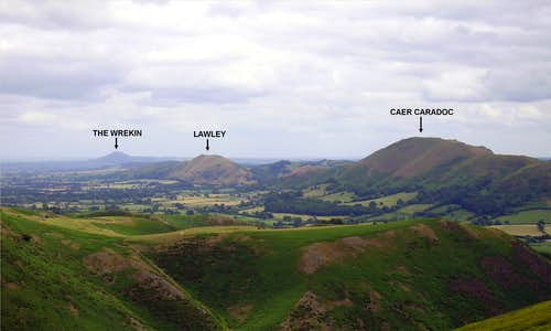 The Stretton fault line