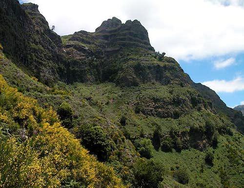 Boca da Encumeada - Boca do Cerro - Pico Grande