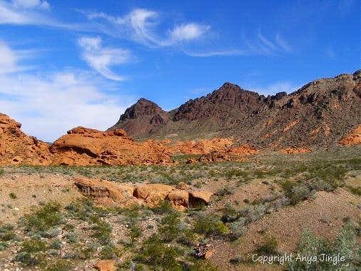 Redstone Peaks