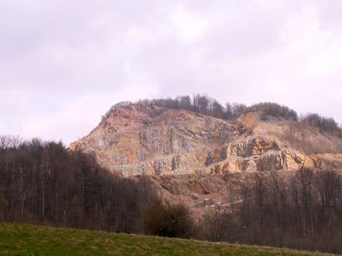 My small mountains - Góry Kaczawskie