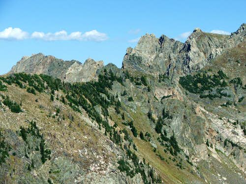 Sawtooths from Little Agnes