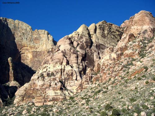 Jackrabbit Buttress