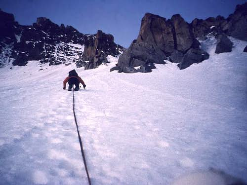 Tour Ronde - north face - the...